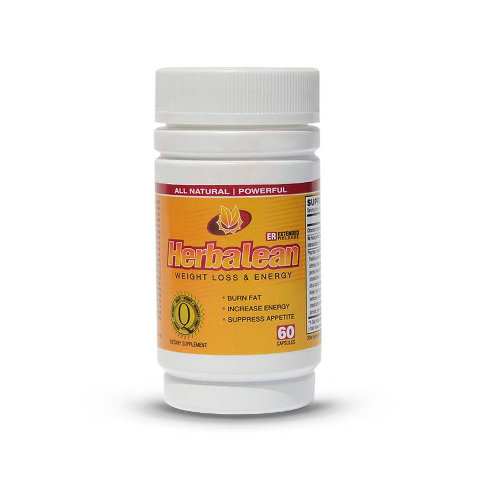 Herbalean Diet Pills with Ephedra Extract 60ct