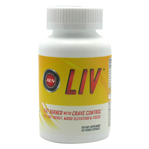 LIV Athletic Edge Nutrition Denbrobium Green Coffee Bean Extract