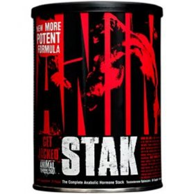 Animal Stak 2 by Universal Nutrition 21 Paks Maximum Strength