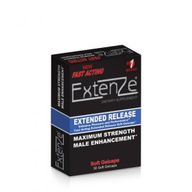 Extenze Best Natural Penis Enlargement Products 30 ct Only 19.99