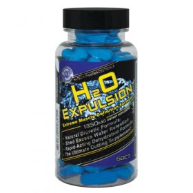 H2O Expulsion HI-TECH Reduce water retention 60CT
