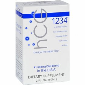 HCG Diet Drops 2oz Creative Bioscience