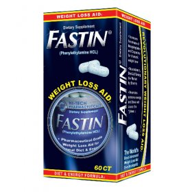 Fastin Hi Tech Fast Diet Pill Phenylethylamine HCl 60ct