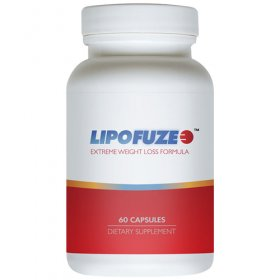 Lipofuse Lose Weight Quickly Diet Pill 60ct