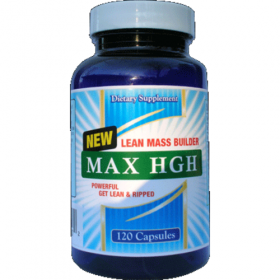Max HGH 120ct Increase HGH Levels
