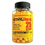MethylDrene-25 Ephedra Cloma Pharma Belly Fat Weight Loss Pills