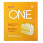 ISS OhYeah!One Certified Lemon cake 12CT