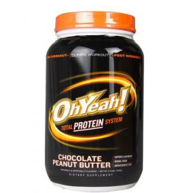 ISS OhYeah!Protein Powder Sculpting Protein 22CT