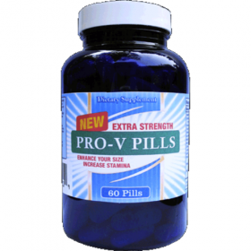 Pro-V Pills 60ct The Strongest Penis Pill Ever Made Guaranteed