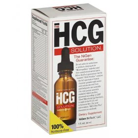 Real HCG Drop Diet Product 2oz