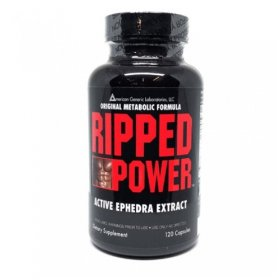 Ripped Power American Generic Labs L-Carnitine Plus Ephedra