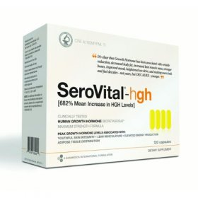 SeroVital Dietary Growth Hormone Supplement 120ct