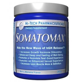 Somatomax HI-TECH deep sleep (berry banana) 20CT