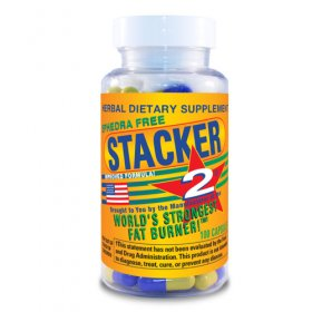 Stacker 2 NVE Pharmaceuticals Tri-GuggLyptoid Complex 20ct