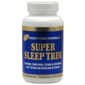 Nutrition Super Sleep Trim Genesis Nighttime Formula