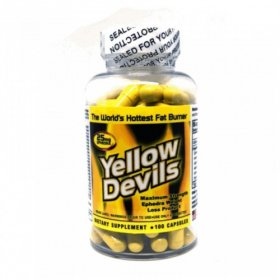 Yellow Devils American Generic Labs Top Thermogenic Fat Burner