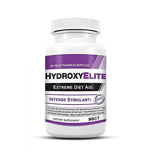 HydroxyElite 90ct By Hi Tech OxyElite Replacement