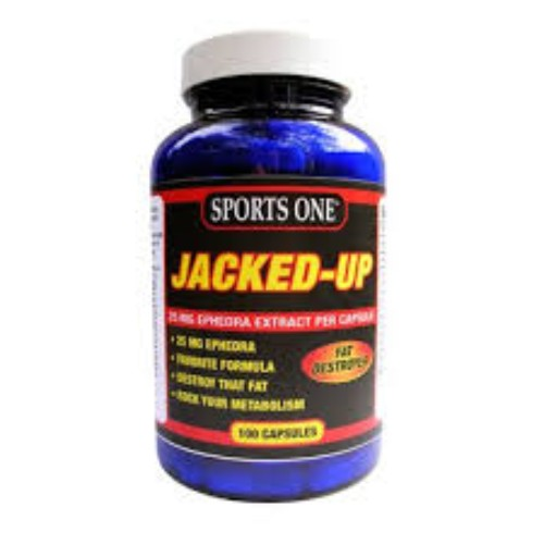Jacked Up Ephedra Diet Pills by Sports One